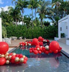 Pool Garland Set