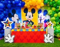 Mickey's Deluxe